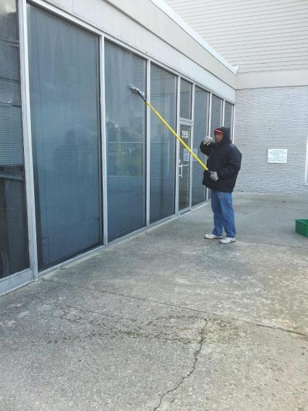 [Image: Window Cleaning Services]